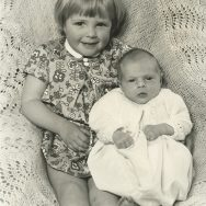 first baby photo